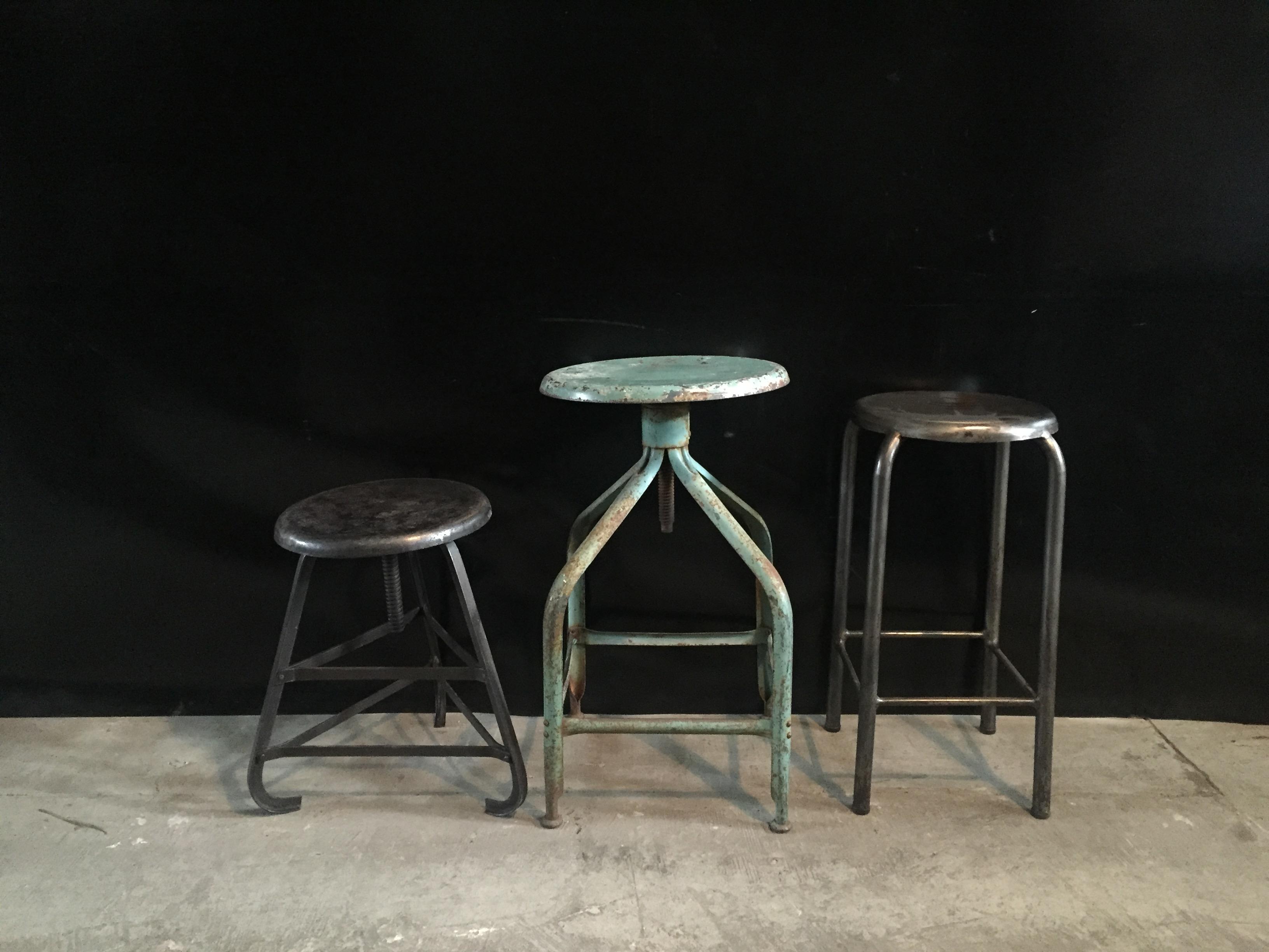 Crysqd sedia ferro battuto vintage bar sedia da pranzo in